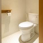 路得行旅-簡約雙床房-廁所